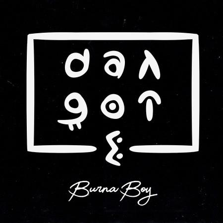 Dangote 專輯封面