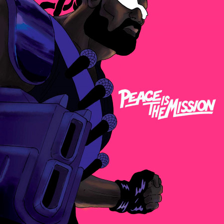 Peace Is The Mission (Extended) 專輯封面