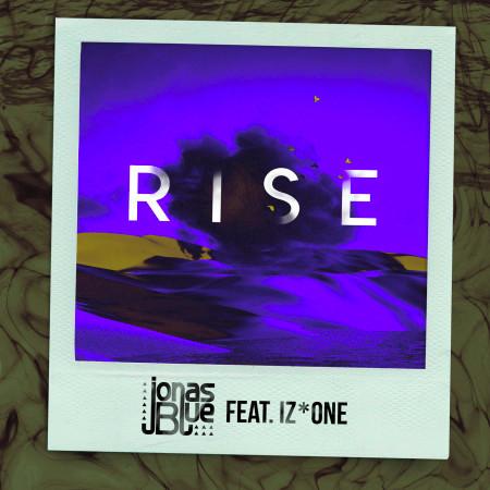 Rise (feat. IZ*ONE) 專輯封面
