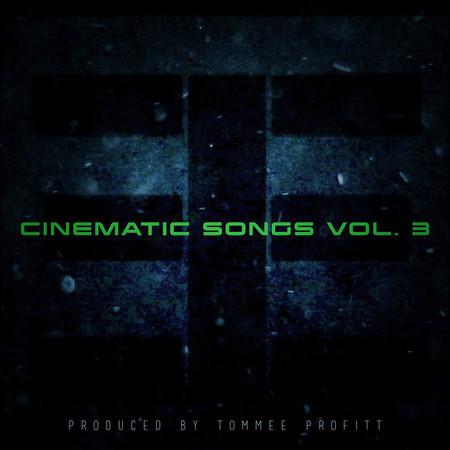 Cinematic Songs (Vol. 3) 專輯封面