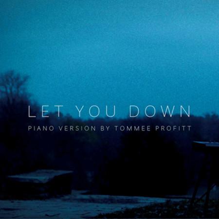 Let You Down (Piano Version) 專輯封面