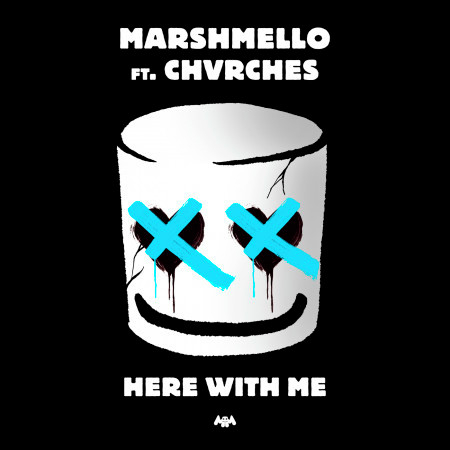 Here With Me (feat. CHVRCHES) 專輯封面