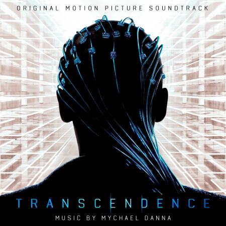 Transcendence (Original Motion Picture Soundtrack) 專輯封面
