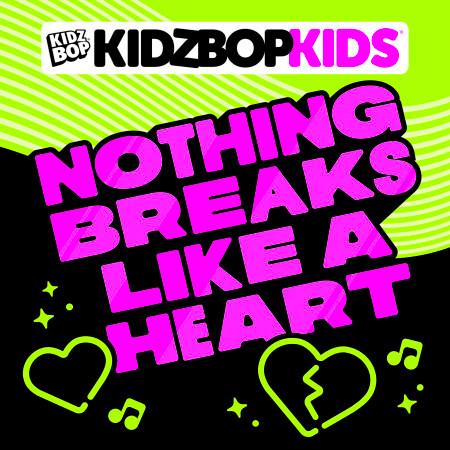 Nothing Breaks Like A Heart 專輯封面