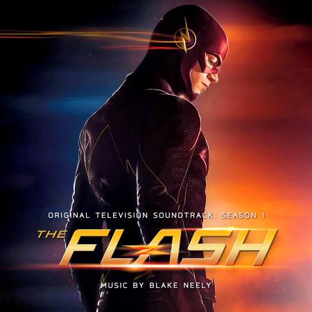 The Flash: Season 1 (Original Television Soundtrack) 專輯封面