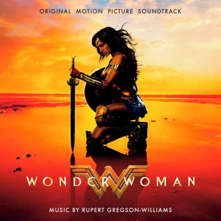 Wonder Woman (Original Motion Picture Soundtrack) 專輯封面