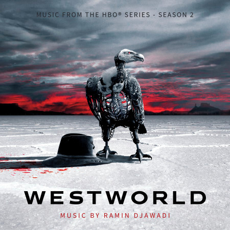 Westworld: Season 2 (Music From the HBO Series) 專輯封面