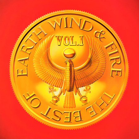 The Best Of Earth, Wind & Fire Vol. 1 專輯封面