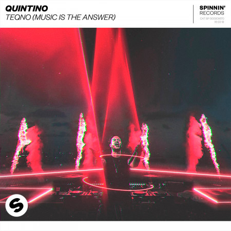 teQno (Music Is The Answer) 專輯封面