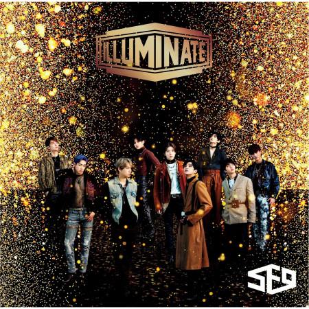 Illuminate 專輯封面