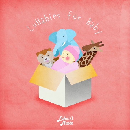 寶貝好眠.搖籃曲   Lullabies for Baby 專輯封面