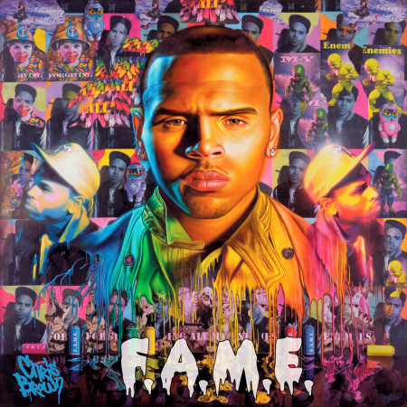 F.A.M.E. (Expanded Edition) 專輯封面