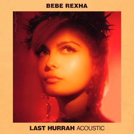 Last Hurrah (Acoustic) 專輯封面