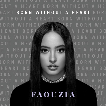Born Without A Heart 專輯封面