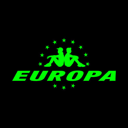 All Day And Night (Jax Jones & Martin Solveig Present Europa) 專輯封面