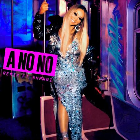 A No No (feat. Shawni) [Remix] 專輯封面