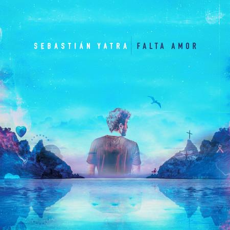 Falta Amor 專輯封面
