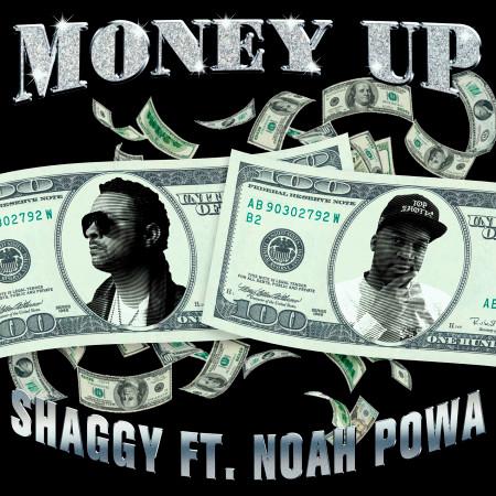 Money Up (feat. Noah Powa) 專輯封面
