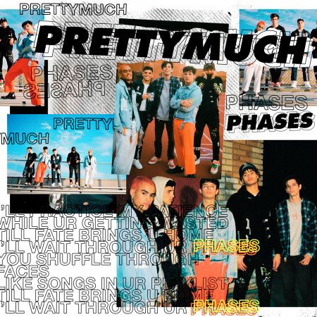 Phases 專輯封面