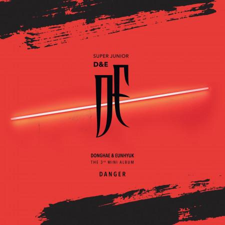 第三張迷你專輯『DANGER』 專輯封面