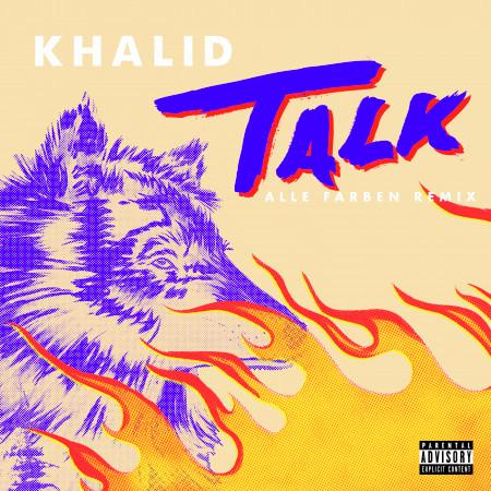 Talk (Alle Farben Remix) 專輯封面