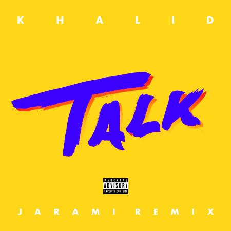 Talk (Jarami Remix) 專輯封面