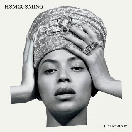 HOMECOMING: THE LIVE ALBUM 專輯封面