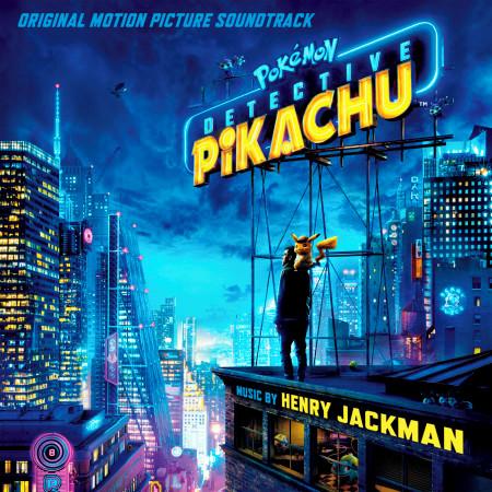Pokémon Detective Pikachu (Original Motion Picture Soundtrack) 專輯封面