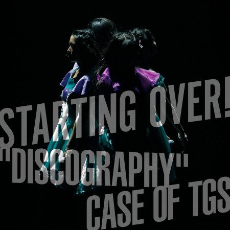 """STARTING OVER! """"DISCOGRAPHY"""" CASE OF TGS 專輯封面"""