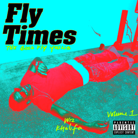 Fly Times Vol. 1: The Good Fly Young 專輯封面