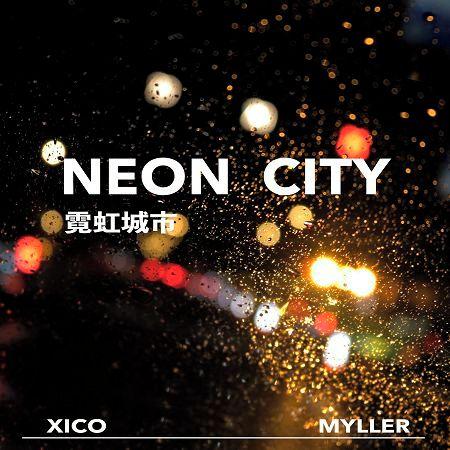 霓虹城市 Neon City 專輯封面