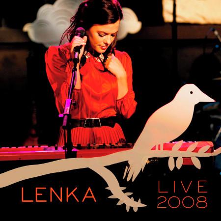 Live 2008 專輯封面