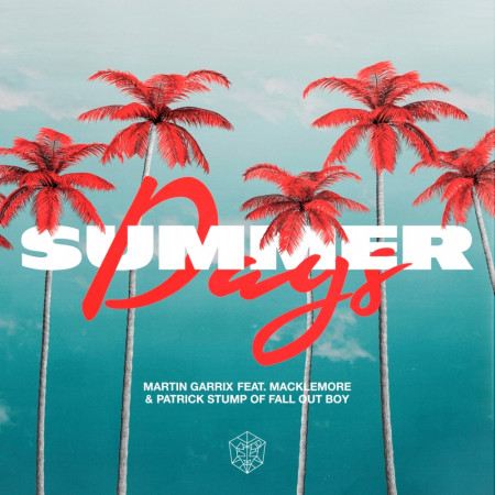 Summer Days (feat. Macklemore & Patrick Stump of Fall Out Boy) 專輯封面