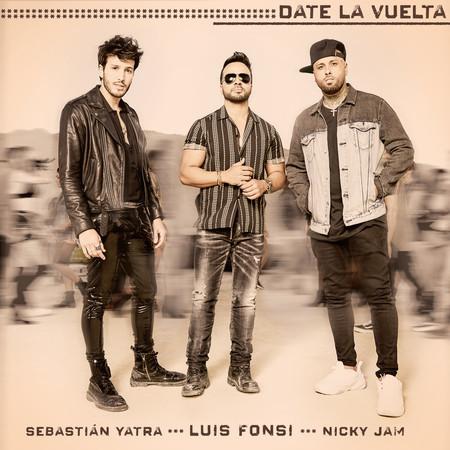 Date La Vuelta 專輯封面