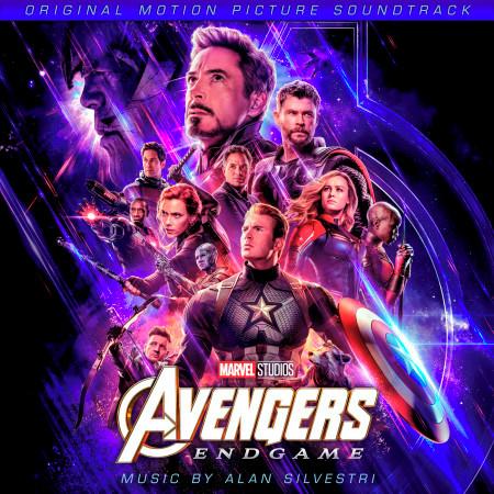 Avengers: Endgame (Original Motion Picture Soundtrack) 專輯封面