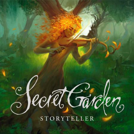 Storyteller 專輯封面