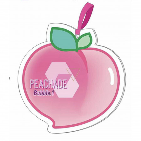 PEACHADE.Bubble.1 專輯封面