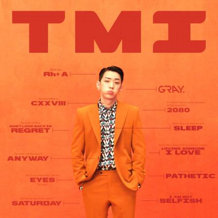 TMI 專輯封面