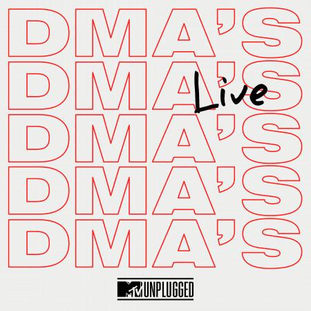 Beautiful Stranger (MTV Unplugged Live) 專輯封面