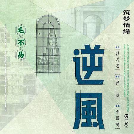 逆風(電視劇《築夢情緣》男主情感主題曲) 專輯封面