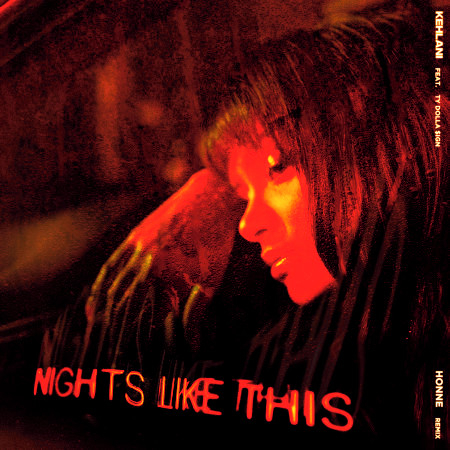 Nights Like This (feat. Ty Dolla $ign) (HONNE Remix) 專輯封面