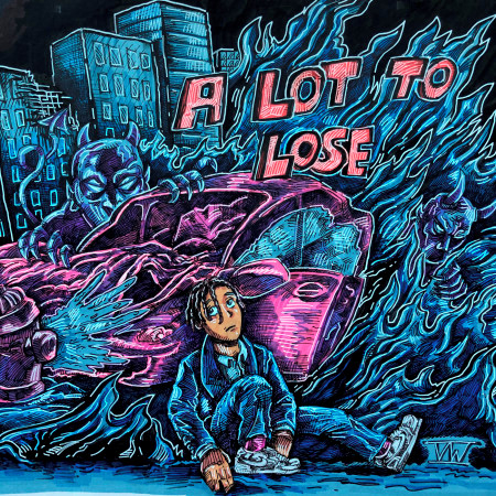 A Lot to Lose 專輯封面