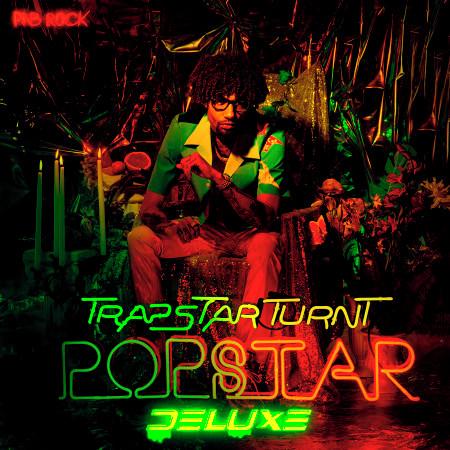 TrapStar Turnt PopStar (Deluxe) 專輯封面