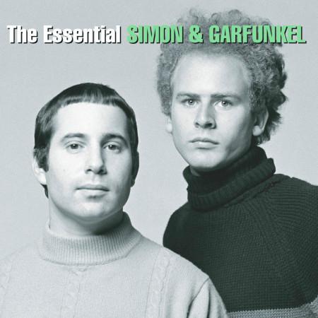 The Essential Simon & Garfunkel 專輯封面
