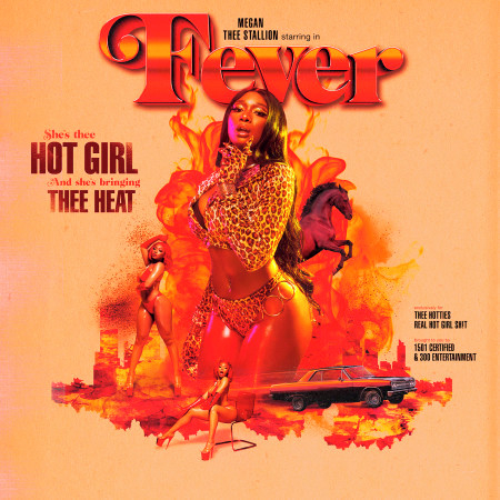 Fever 專輯封面