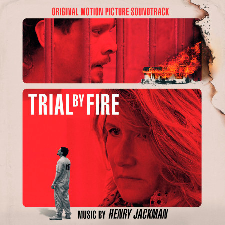 Trial by Fire (Original Motion Picture Soundtrack) 專輯封面