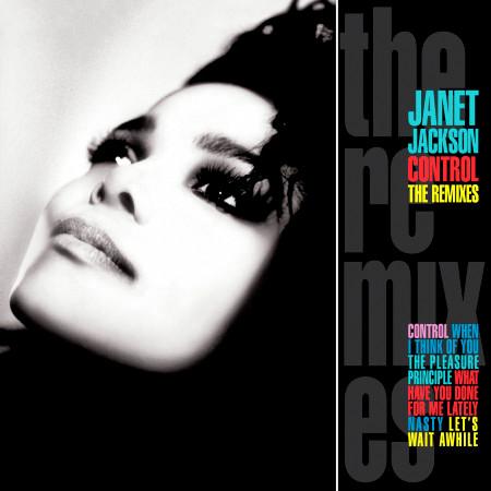Control: The Remixes 專輯封面