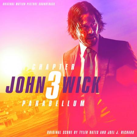 John Wick: Chapter 3 – Parabellum (Original Motion Picture Soundtrack) 專輯封面