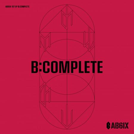 B:COMPLETE 專輯封面