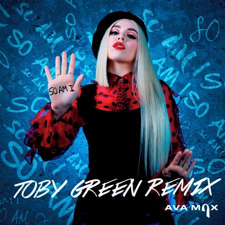 So Am I (Toby Green Remix) 專輯封面